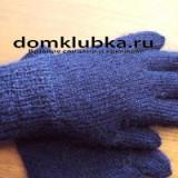 Для тех, кто никогда не вязал перчатки