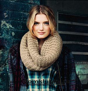 Оригинальный шарф