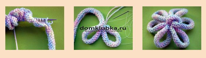 Виды вязания шнурка