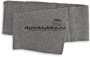 Обыкновенный, длинный прямоугольный шарф