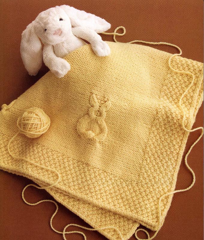 Пример детского одеяльца