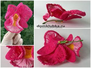 Аксессуар орхидея