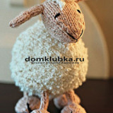 Симпатичная овечка