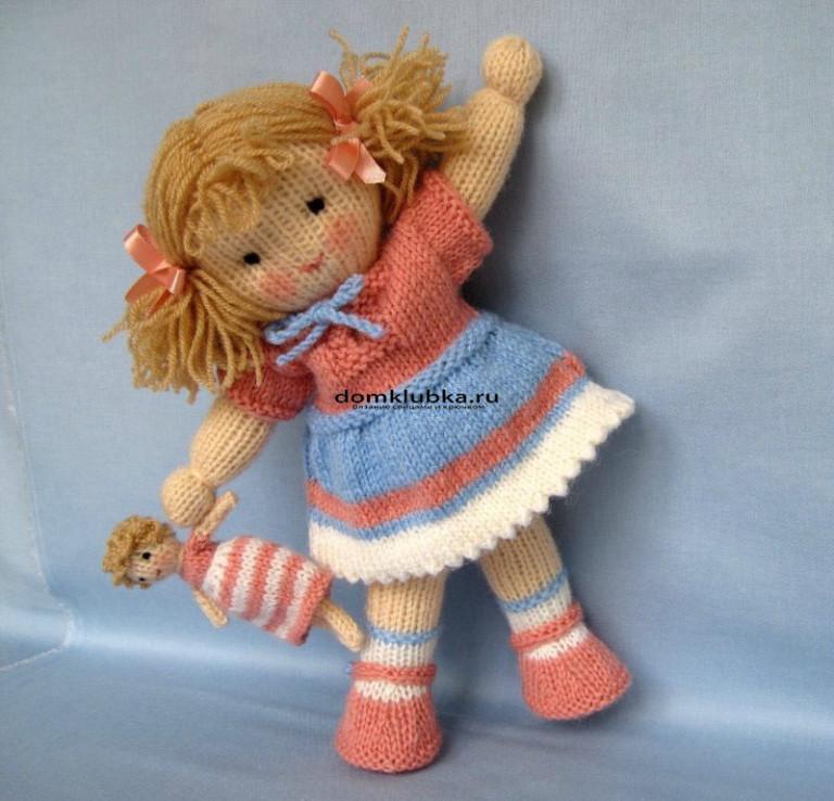 Сайт вязанных кукол
