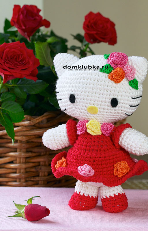 модная Hello Kitty