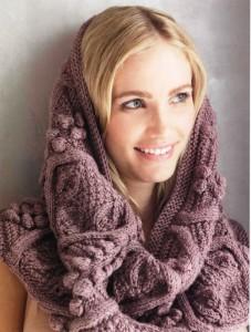 Множества моделей объёмных шарфов