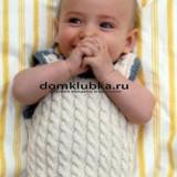 Безрукавка для малыша