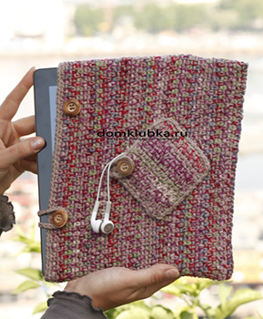 Чехол для планшета с карманом