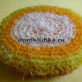 Вязание мочалок