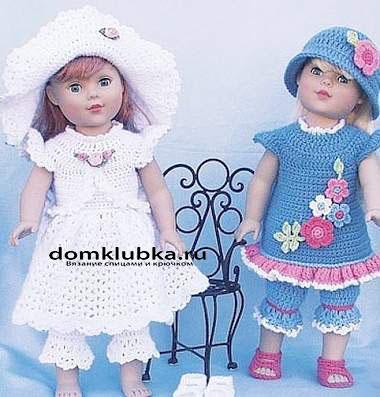 стильные вязаные платья