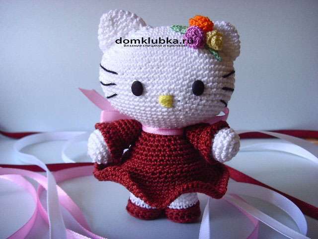 стильная Hello Kitty