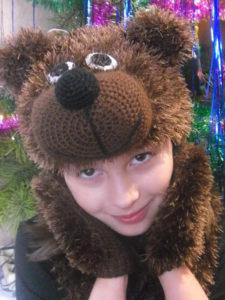 Медведь костюм